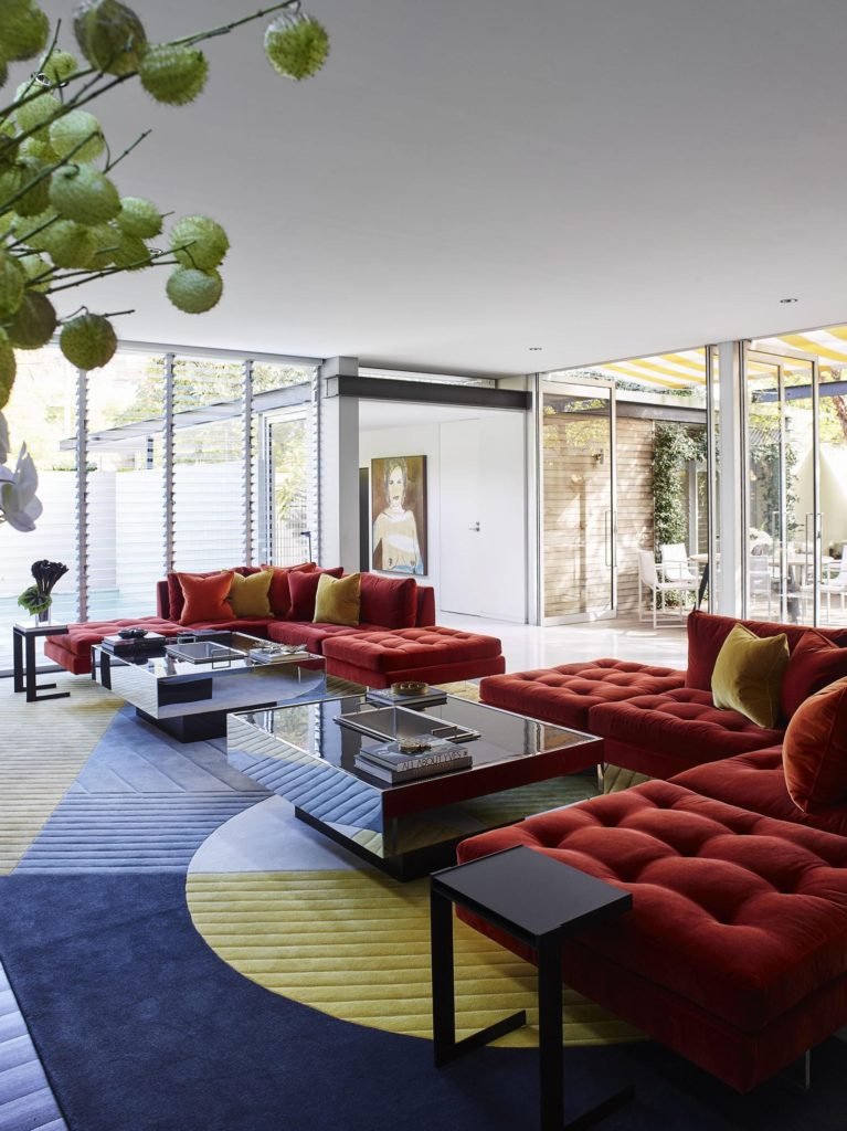 Poco Designs create designer custom rugs