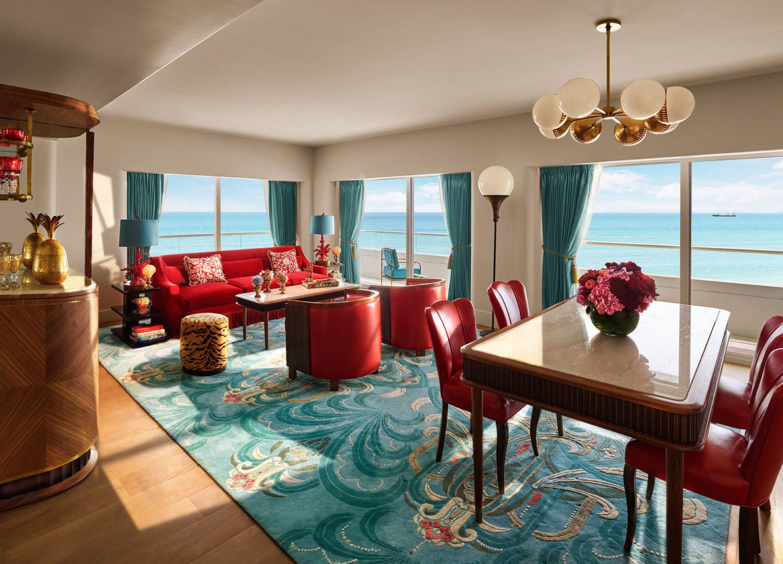 Faena Hotel Miami Beach Suite