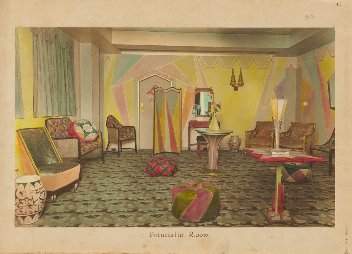 The State Theatre Futuristic Room
