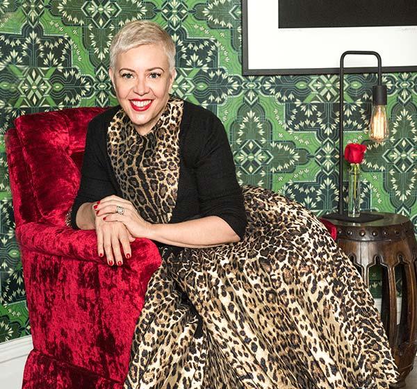 Oscar-winning film, stage, interior designer and Designer Rugs collaborator Catherine Martin
