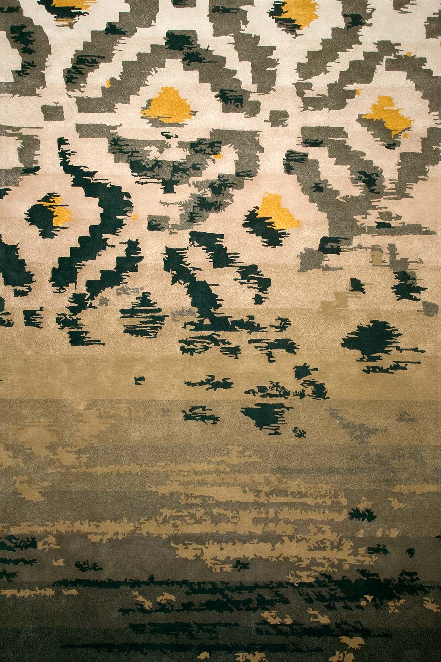 overhead of emergence rug evolve collection