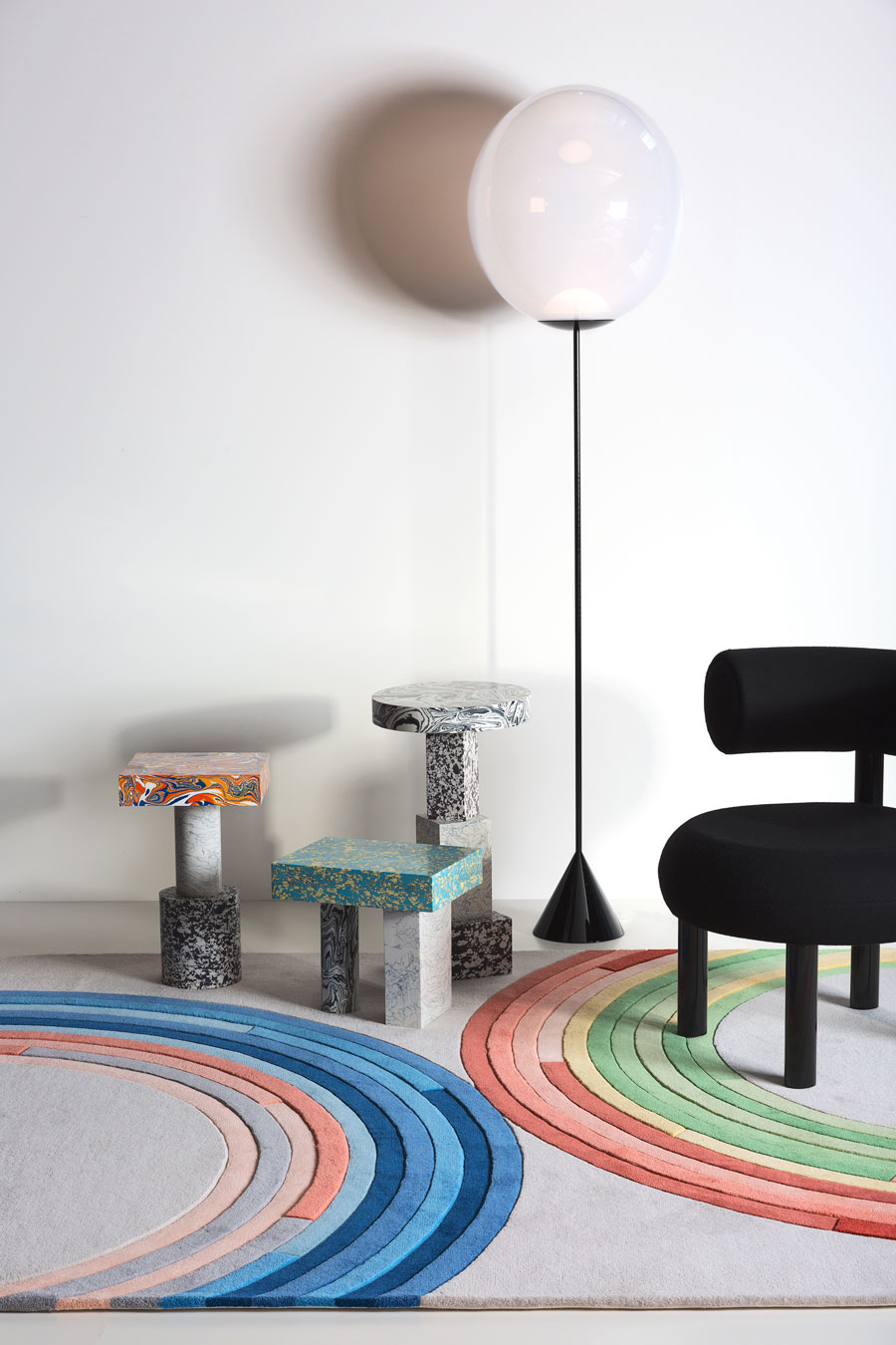 location shot of magnetic rug by gavin harris