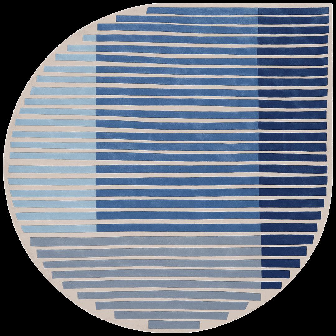 overhead of thermal rug by gavin harris