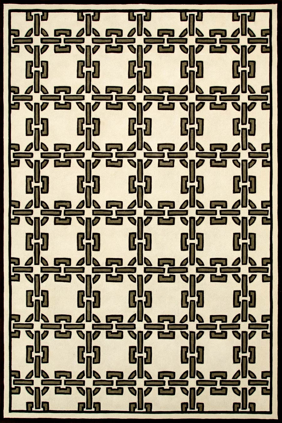 overhead of monte carlo rug by greg natale