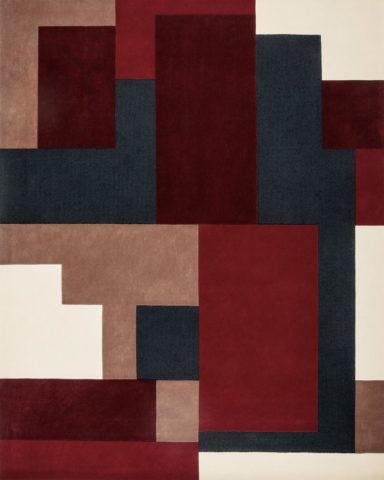 overhead of rene rug by greg natale