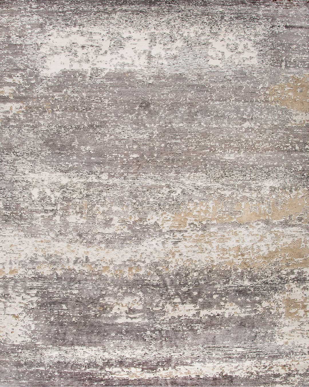 Product image of textural Cayman rug in grey colour
