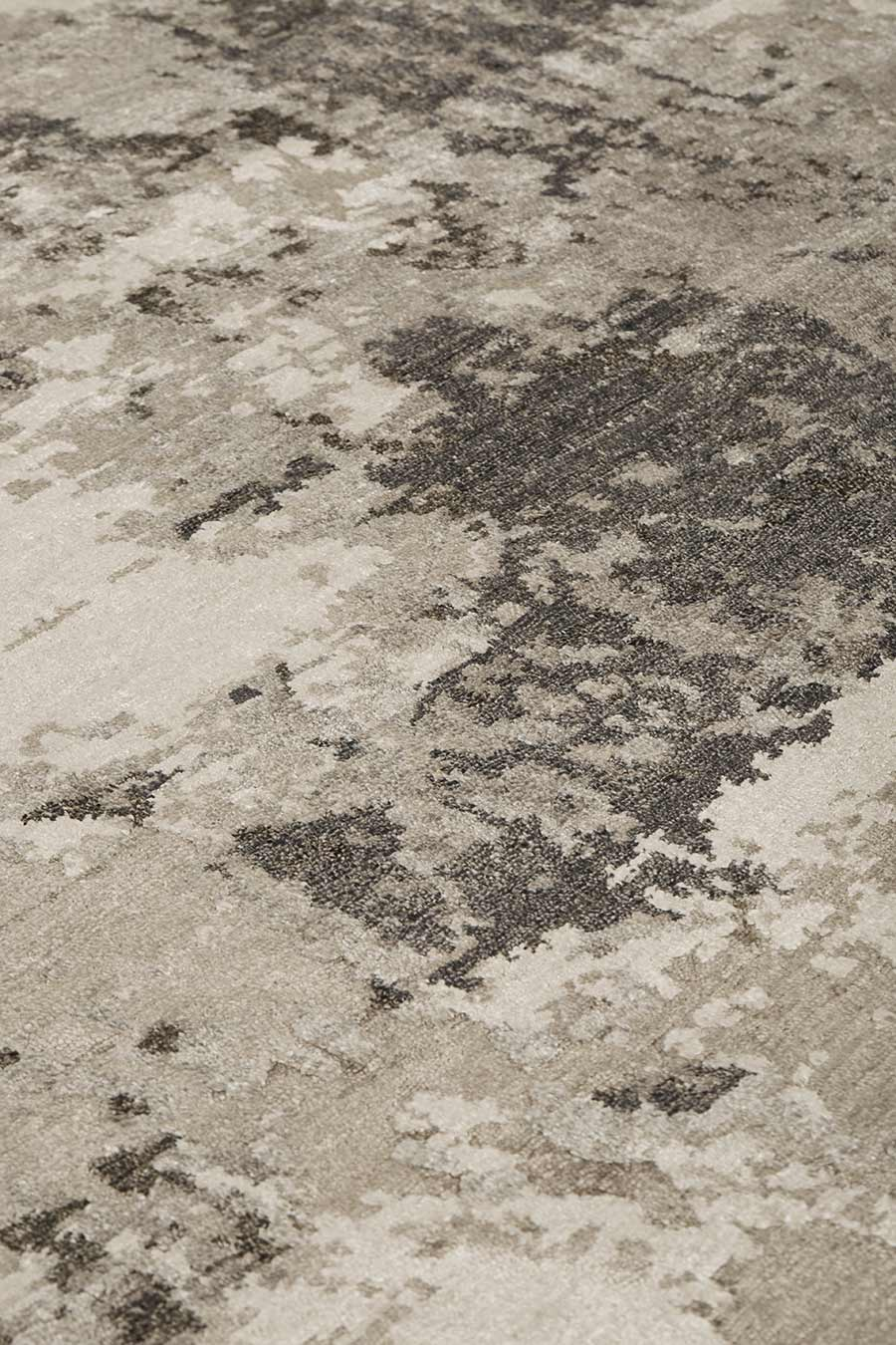 Close up image of textured Nimbus rug