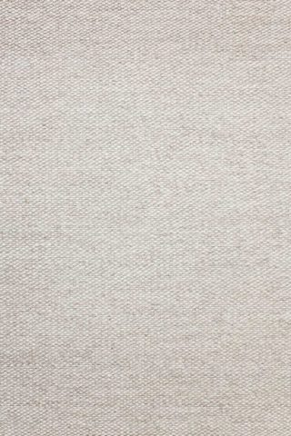 Overhead view of textured Cocos rug in beige colour