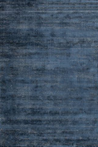 Overhead view of textured Colorado rug in navy blue colour