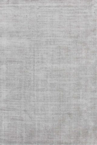 Overhead view of textured Colorado rug in silver colour