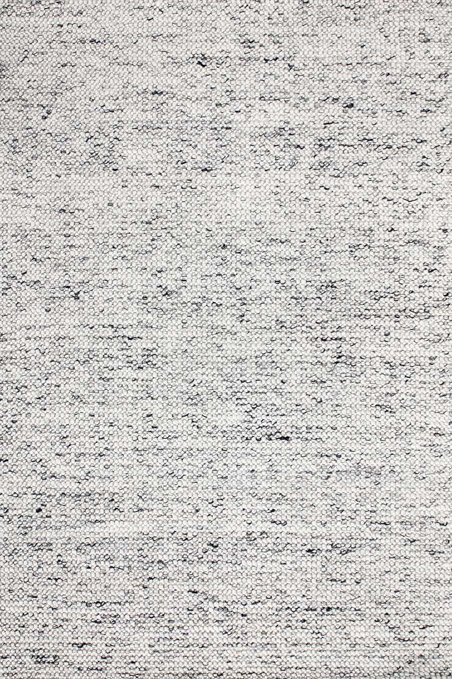 Overhead view of textured Marble rug in light grey colour