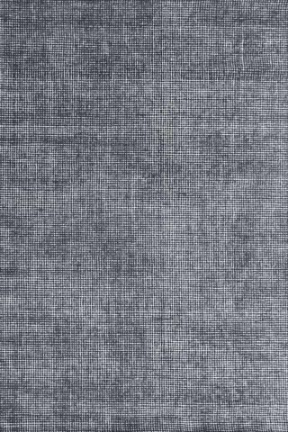 Overhead view of textured Sorrento rug in denim blue colour