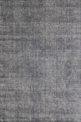Overhead view of textured Sorrento rug in grey colour