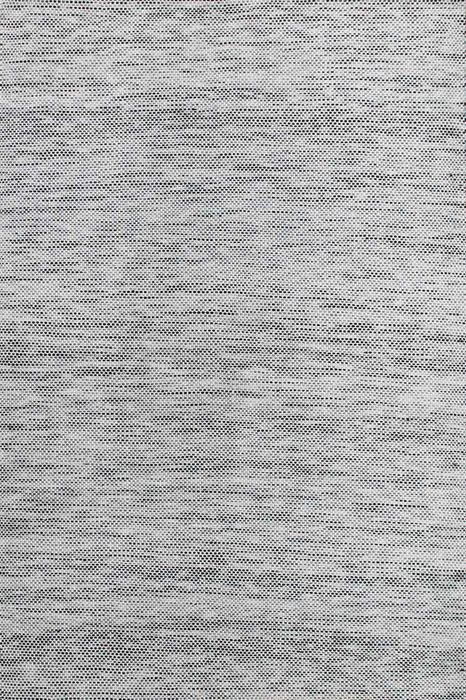 Ovherhead view of textured Suki rug in light grey colour