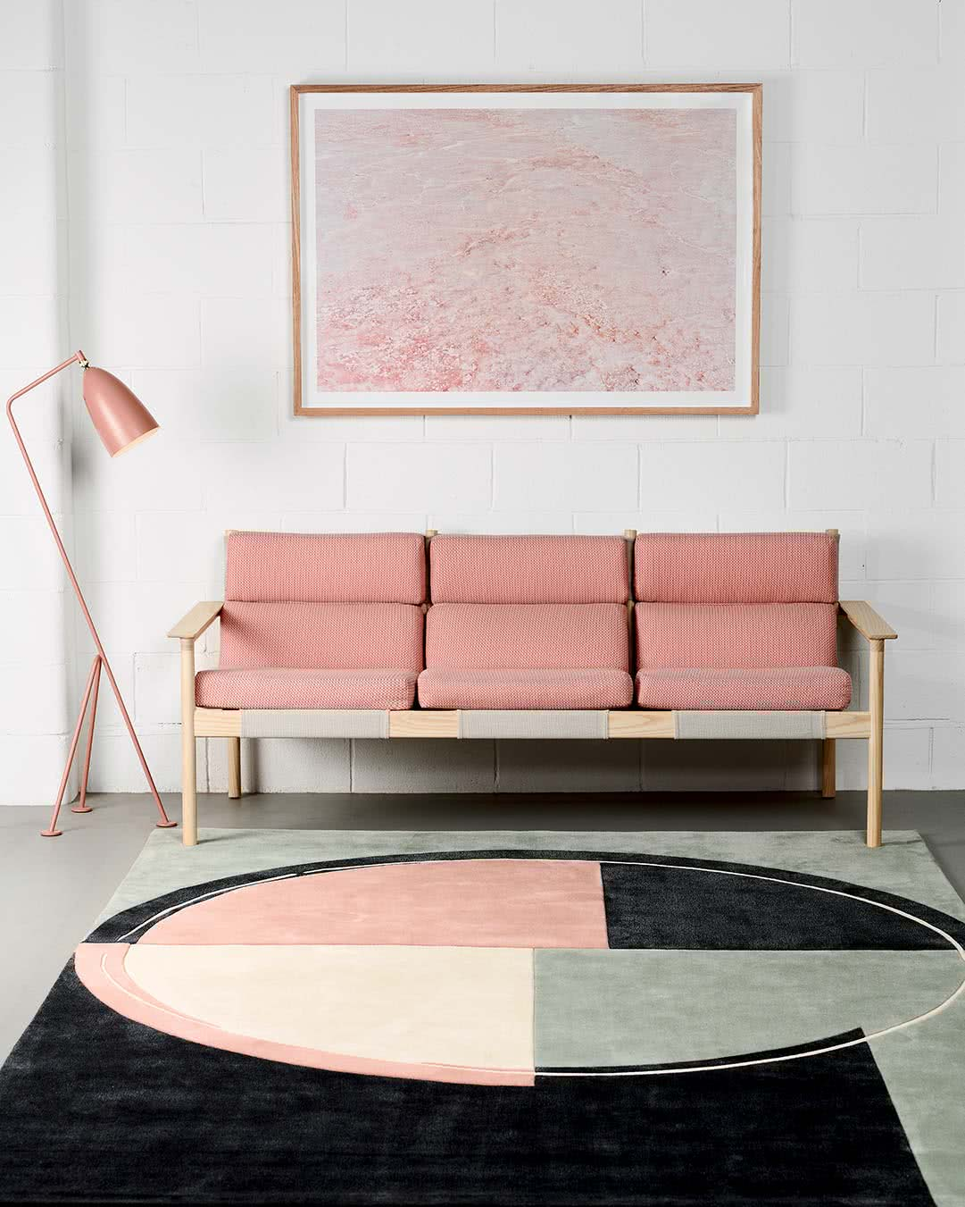 Wilbur Rug from our Future Arcadian Collection