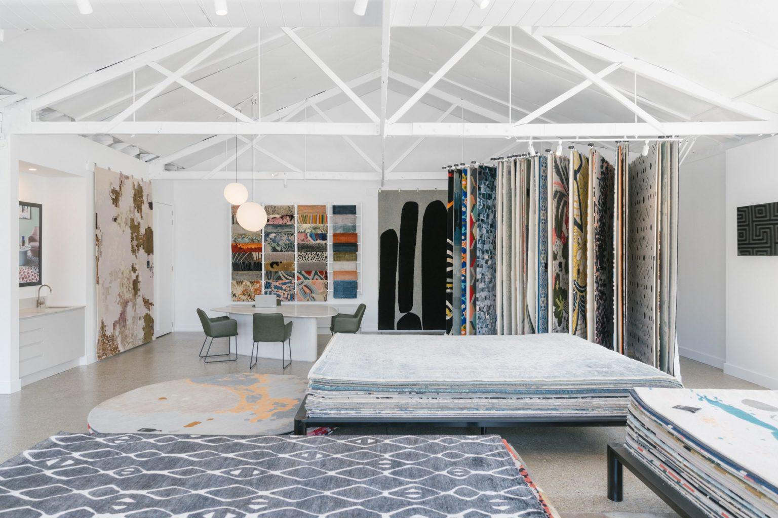 Designer Rugs Brisbane Showroom