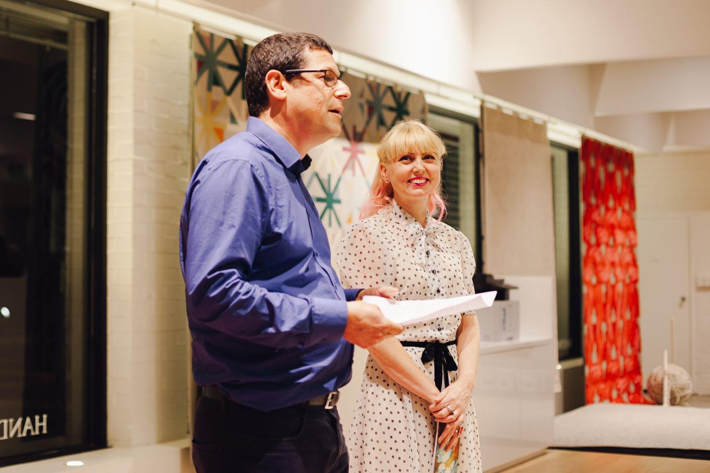 Petrina Turner Designer Rugs Launch