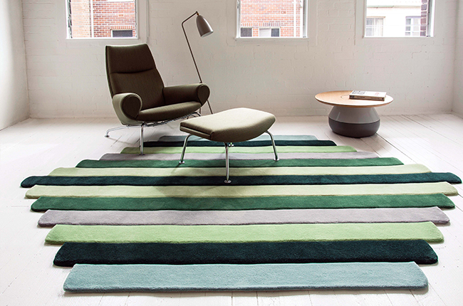 Laterla rug from the Mindscape Collection