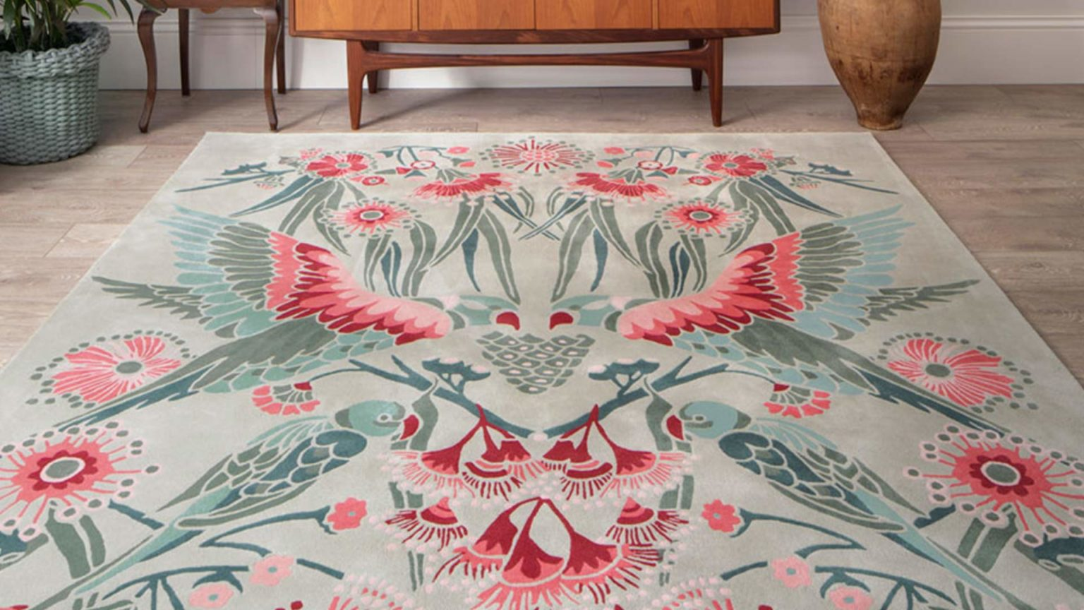 Designer Rugs hold the floor at this year Melbourne Cup