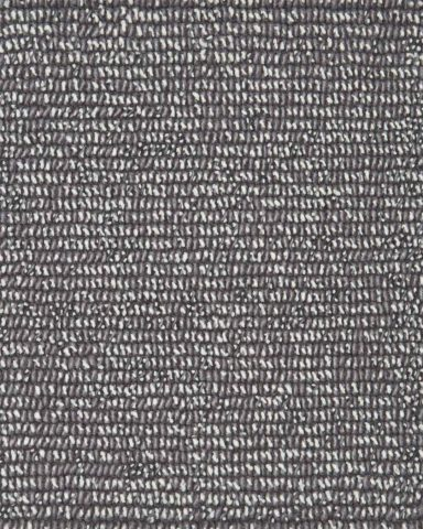 Close up view of textured Coral Tip Shear Loop rug in grey colour