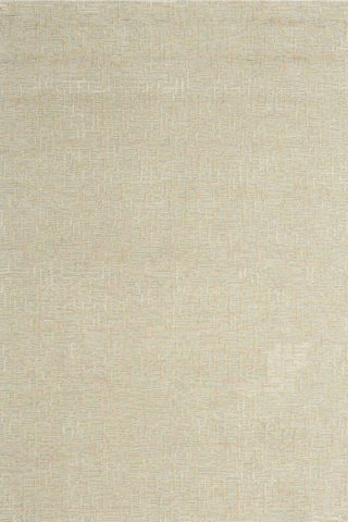 Overhead view of textured Krypton rug in neutral beige colour