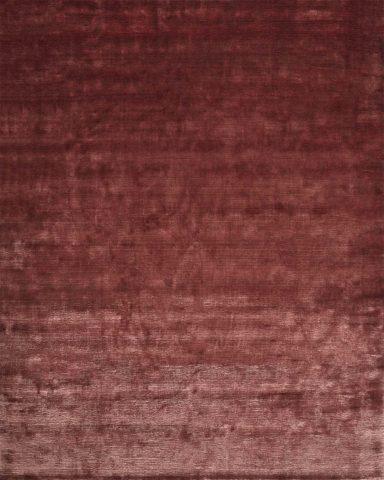 Overhead view of Safari rug in wine mix colour